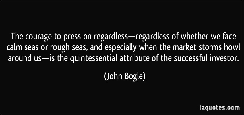 bogle regardless